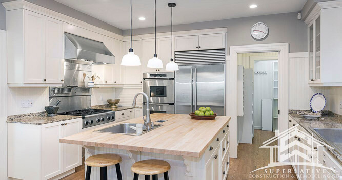 Superlative Construction & Remodeling Co Seattle General Contractor Kitchen Remodeling Service